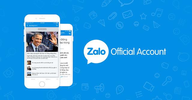 Thủ thuật tạo cửa hàng kinh doanh trên Zalo