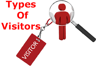 visitor types