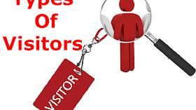 Pengertian Dan Jenis Visitor Website