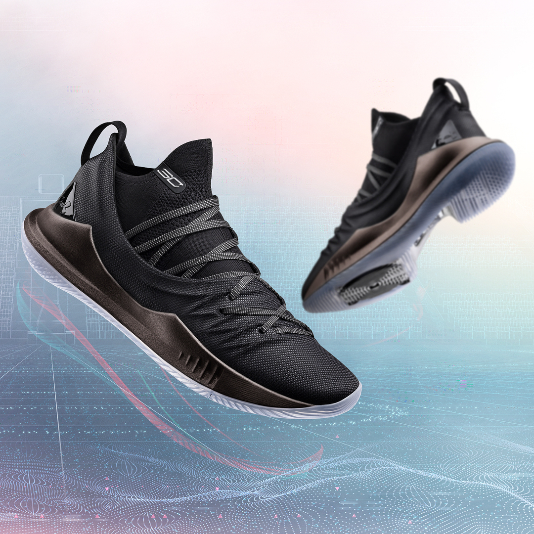 Under Armour wasted no time as they give some details on Steph Curry's  upcoming shoe, the Curry 5. However, they did not revealed too much on the  shoe's ...