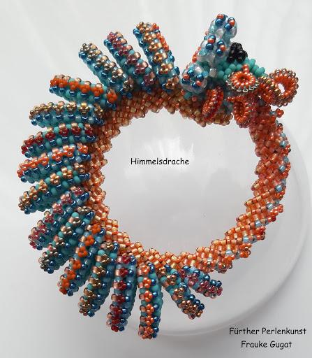 """Armband """"Himmelsdrache"""""""
