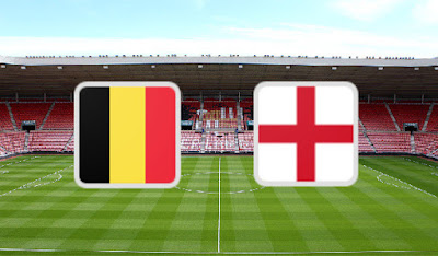 بث مباشر مباراة إنجلترا وبلجيكا