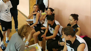Ολύμπια ΓΣ Λάρισας - ΣΦΚ Πιερικός Αρχέλαος 61-40