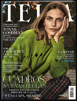 Revista Telva noviembre 2019