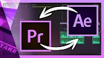 Copy dari After Effects ke Adobe Premiere Pro