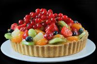 Evitar humedad en tartas de frutas