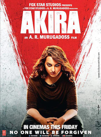 Akira 2016 Hindi 720p HDRip 950mb