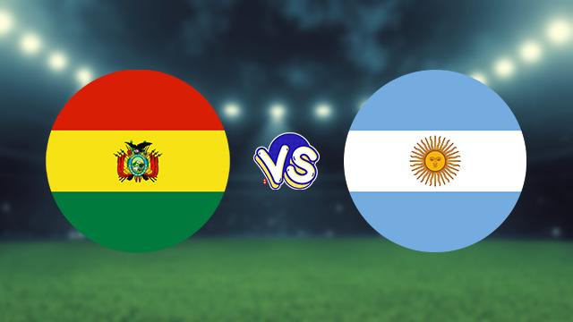 مشاهدة مباراة الأرجنتين ضد بوليفيا 10-09-2021 بث مباشر في تصفيات امريكا الجونبيه المؤهله لكاس العالم