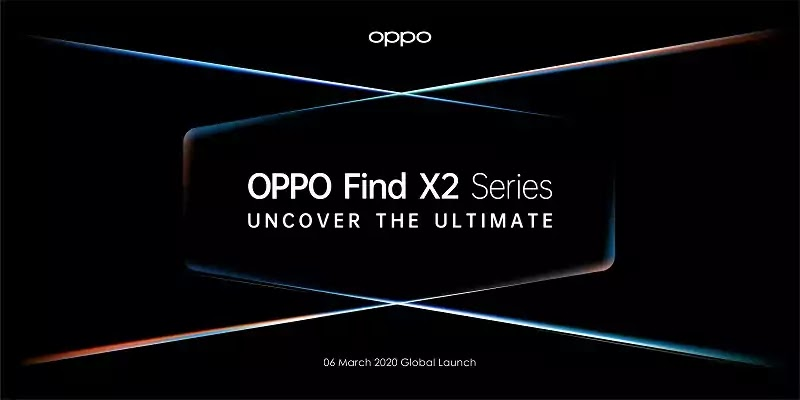 OPPO to Launch Find X2 Series