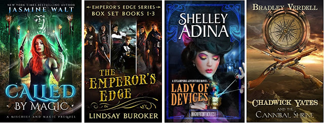 Image: Click for Top 100 Free BestSellers Steampunk Ebooks