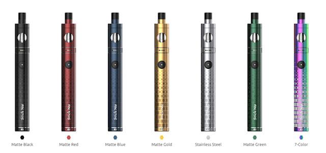 SMOK Stick N18 Kit Preview