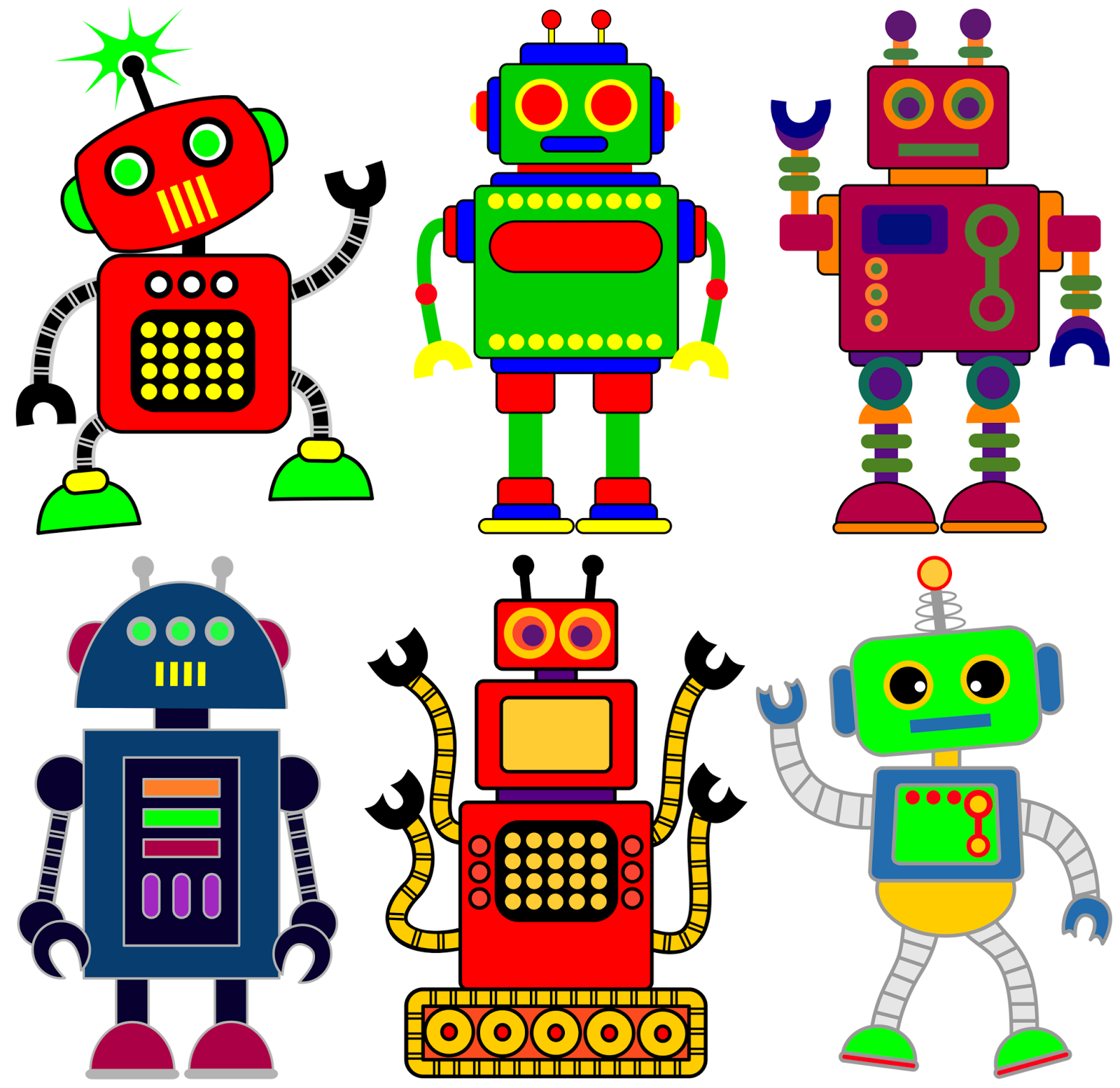 classroom treasures robot clipart clip art reading books clip art reading time