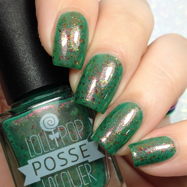 Lollipop Posse Lacquer-...and be selfish