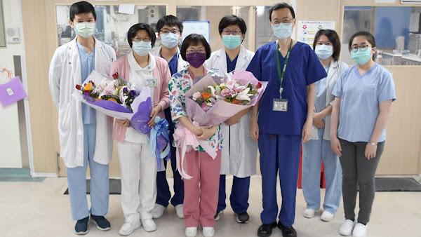 彰基南郭總院收治新冠確診全數出院 癌友勿因疫情怕就醫