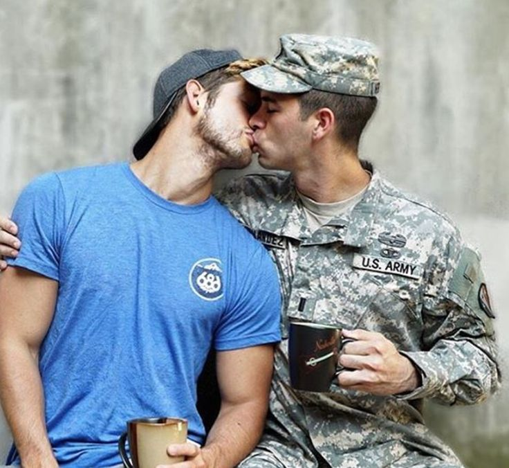 Promote welcome gays military