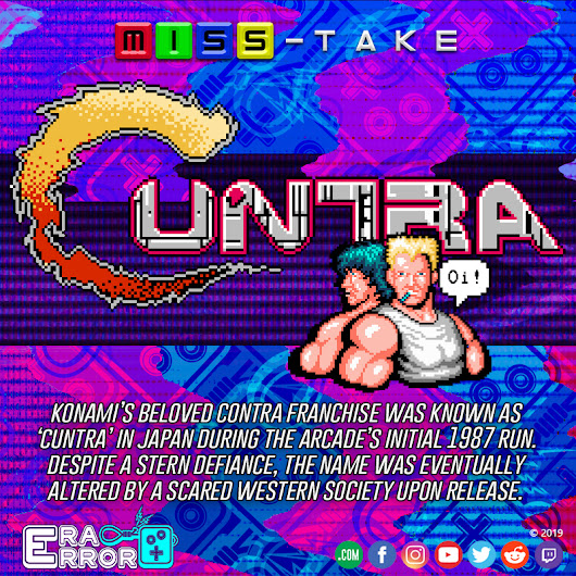 Miss-Take: Cuntra