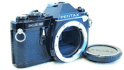 Pentax ME Super (Black) Body #506