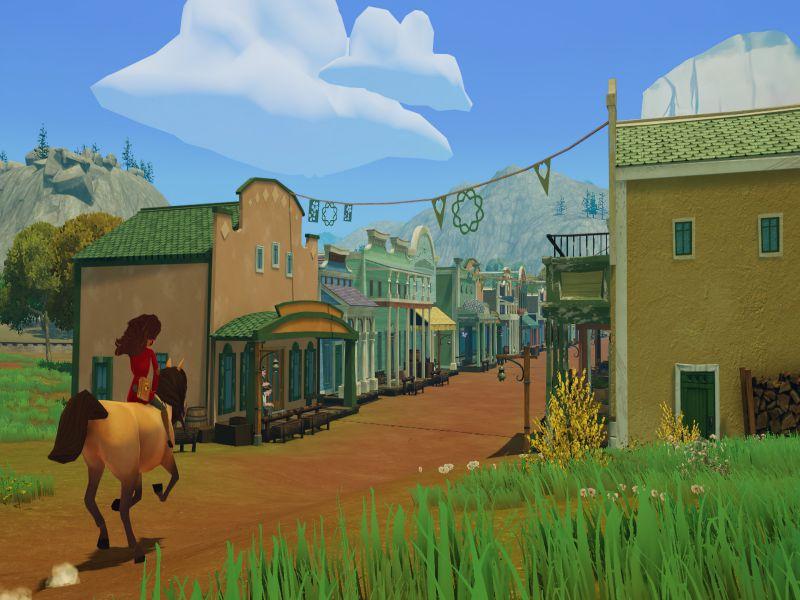Download DreamWorks Spirit Lucky's Big Adventure Game Setup Exe