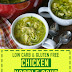 Low Carb & GLuten Free Chicken Noodle Soup