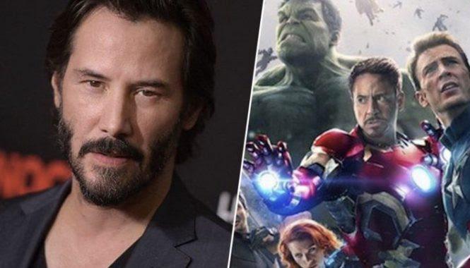 'Os Eternos': Marvel quer Keanu Reeves ao lado de Angelina Jolie no elenco