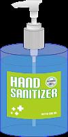 Alcohol based sanitizer