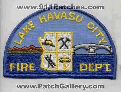 Darren's Rides: Arizona Small Town Fire Stations