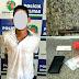 Casal assaltantes de comércio em Itaberaí são presos pela polícia Militar