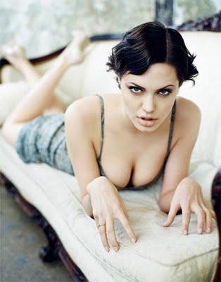 Terrific Celebrity Hairstyle Angelina Jolie Short Hairstyles Short Hairstyles For Black Women Fulllsitofus