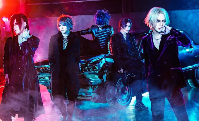 The GazettE realiza grande show e agita a Áudio Club