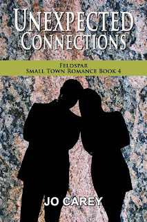 Unexpected Connections (Feldspar Small Town Romance Book 4) by Jo Carey