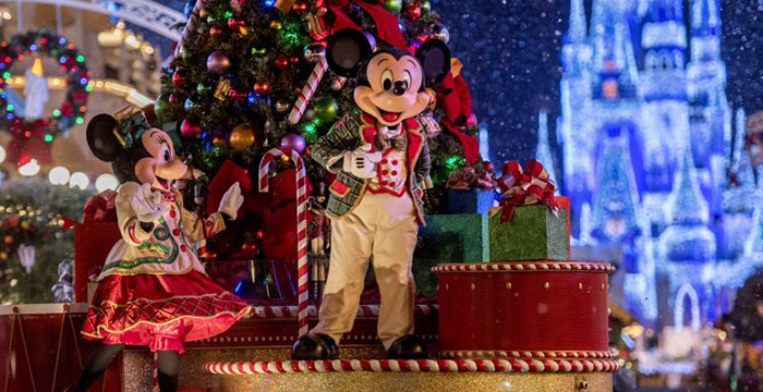 Mickey's Very Merry Christmas Party.