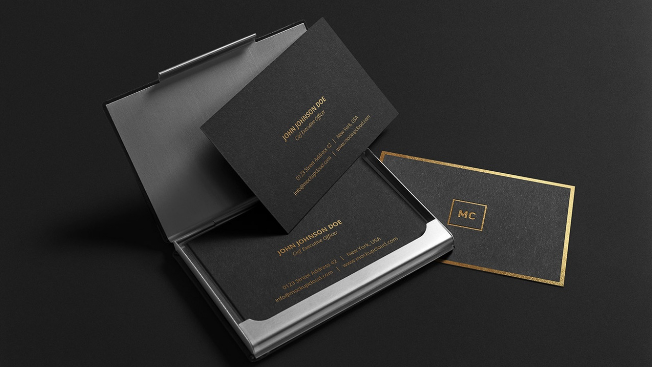 Premium Business Cards - Business Card Tips