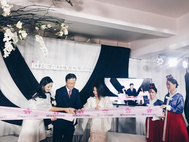 Id beauty clinic jakarta grand opening