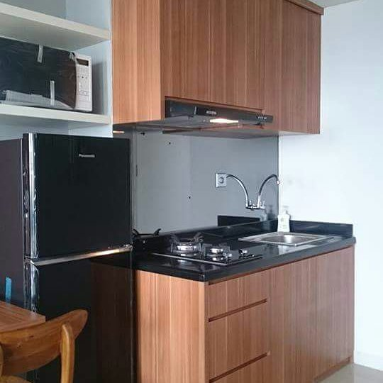 Jasa Kitchen Set Apartemen Gresik