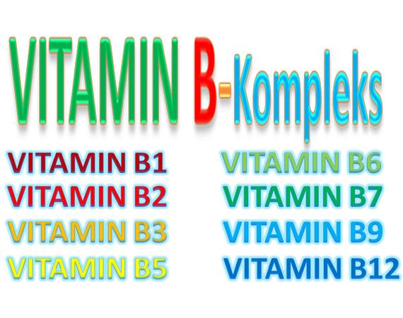 Daftar Makanan yang banyak mengandung Vitamin B Kompleks  Berbagai Makanan Sumber Vitamin B Kompleks