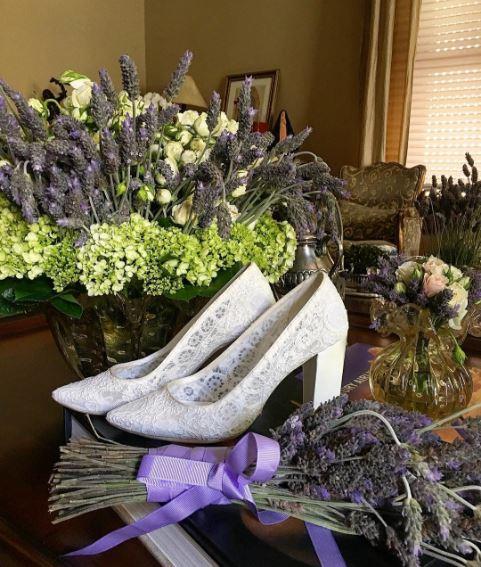 Lala Noleto sapato casamento