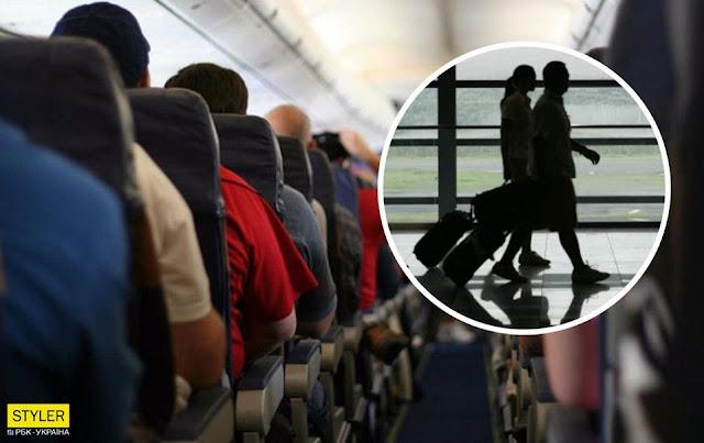 С рейса Киев-Анталия с позором сняли украинских туристов: думали, правила не для них