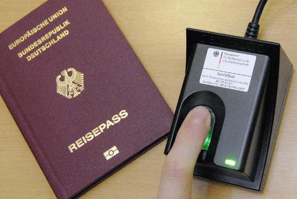 Pasaporte de Bolivia