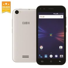 Cherry Mobile Cubix Cube Play 4GB (White)
