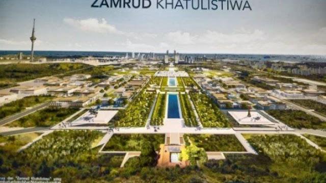 pemenang sayembara gagasan desaign ibu kota baru