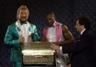 WWF / WWE ROYAL RUMBLE 1989 Million Dollar Man Ted Dibiase