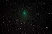 Kometa 46P/Wirtanen, zdjęcie z 27.12.2018 r. Credit: George Varros. Maryland, Stany Zjednoczone. Celestron C8 NGT f/5 + flattener, eksp. 6x15 sek.