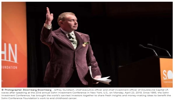 """Call me,"" Jeffrey Gundlach told residents of low-tax states."