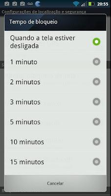 Aprenda a deixar seu Android mais seguro contra curiosos ativando o bloqueio de tela 10