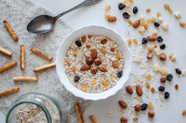 kandungan oatmeal sangat baik untuk ibu menyusui