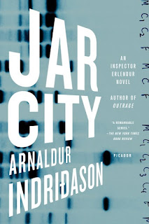 Review of Jar City by Arnaldur Indridason