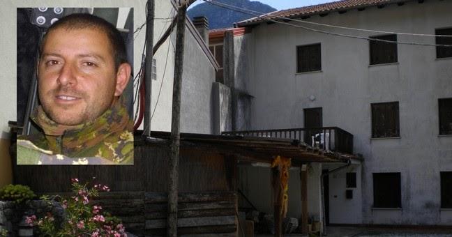 Avasinis ricorda stasera Luca Sanna, l'alpino morto in Afghanistan