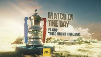 BBC Match of the Day  – Copa FA Resumen 23 Enero 2021