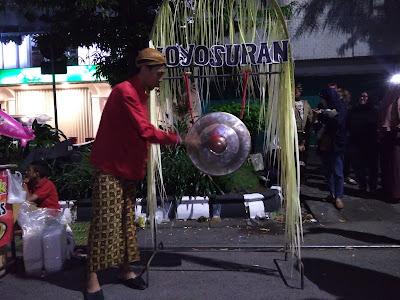 Gong, Simbol Baru Pergantian Tahun Kota Solo