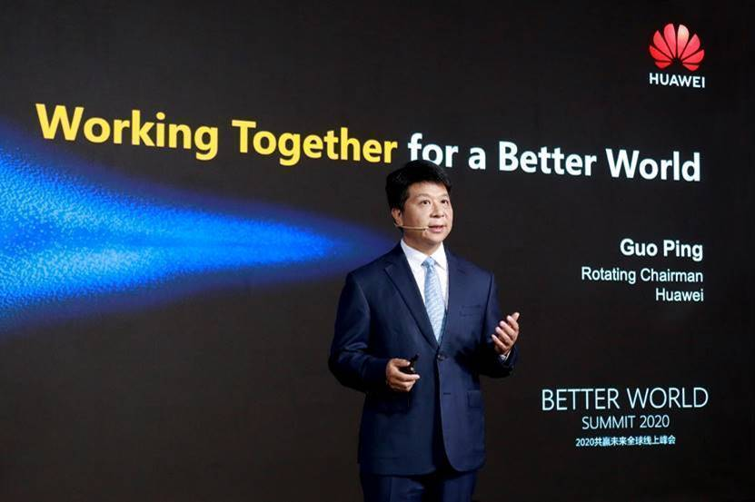 Guo Ping, de Huawei: Liberar todo el potencial de 5G para impulsar un éxito comercial